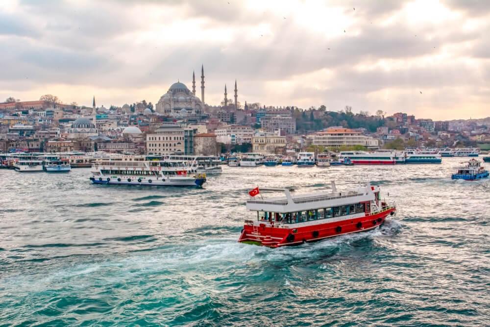 Bosporus Ferry Ride