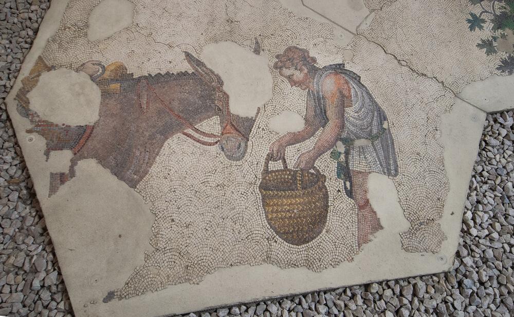 Grand Palace Mosaic Museum