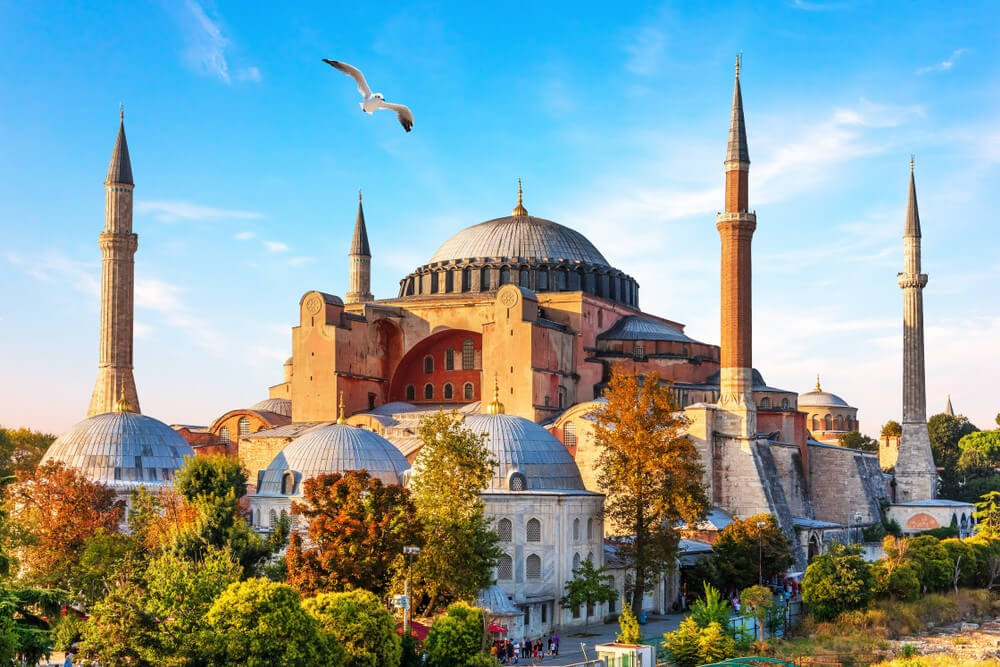 The best historical areas of Istanbul