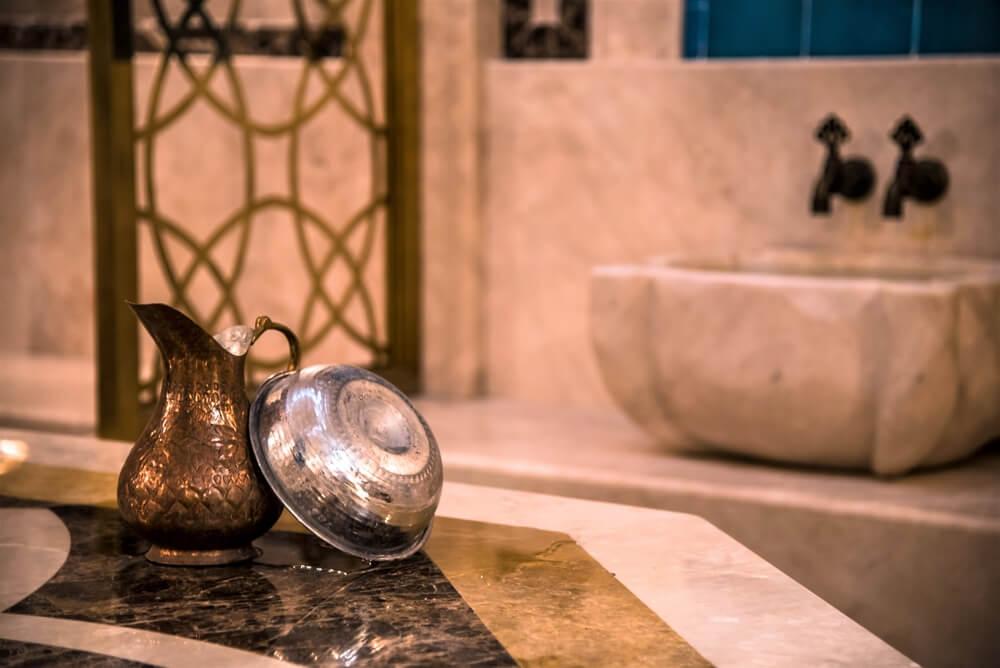 Turkish Bath Hamam in Istanbul