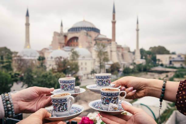Turkish Coffeehouses